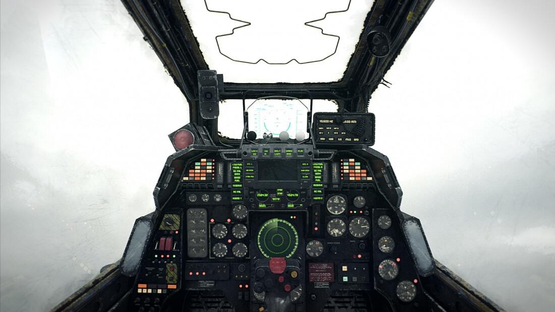 Shading Cockpit