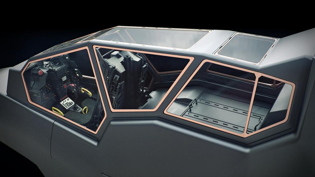 Modeling Cockpit